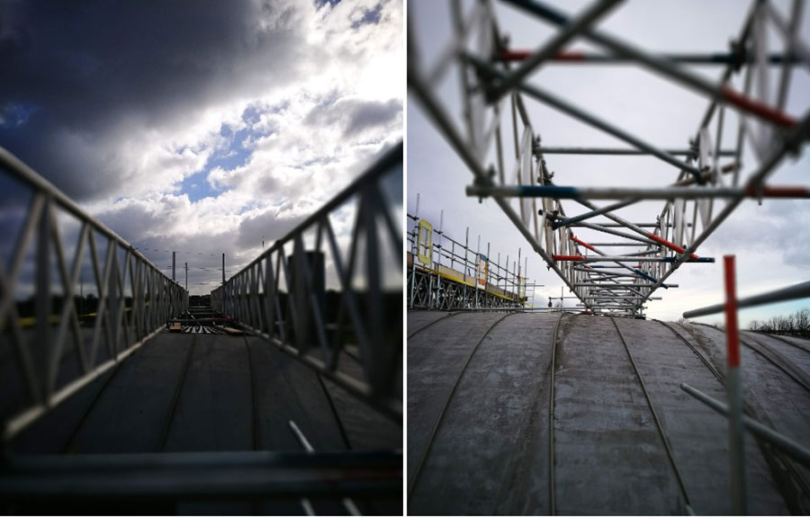 Special Access Scaffolding